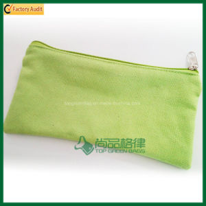 2017 Fashion Custom Canvas Zipper School Stationery Pencil Bag pictures & photos