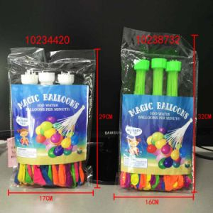 Promotion Gift 111 PCS Water Balloon Inflatable Water Toys with Latex Balloon (10238732) pictures & photos