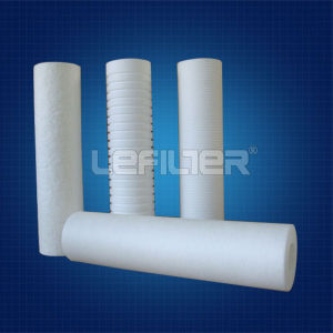 Pleated Glassfiber High Flow Parker Replacement Water Filter for RO Systems pictures & photos