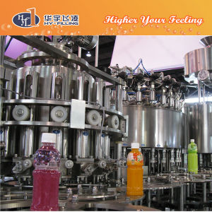Hy-Filling Herbal Tea Hot Filling Equipment pictures & photos