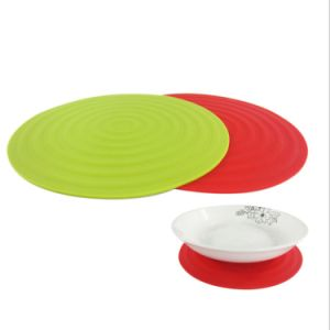 Heat Resistant Kitchen Utensil Silicone Baking Mat pictures & photos