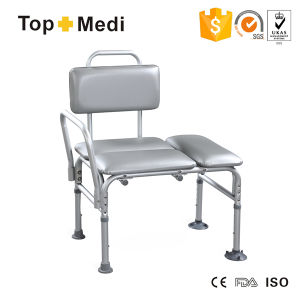 China Supplier Topmedi Standard Size Luxury Bath Bench Chair pictures & photos