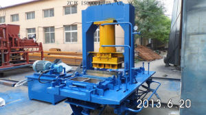 Zcjk Zcy200 Popular Hydraulic Paving Brick Making Machine pictures & photos