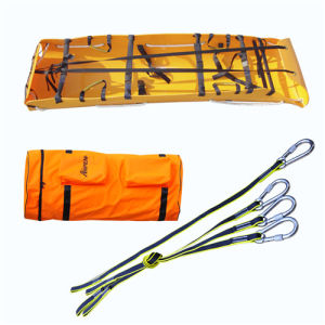Emergency Multifunctional Rescue Basket Folding Stretcher pictures & photos