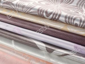 Jacquard Polyester Mattress Fabric (TY01-C) pictures & photos