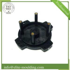 PC Plastic Injection + Metal Screw Parts and Moulds for Camera pictures & photos
