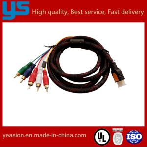 Hot Sale USB and RCA Wiring Harness for Custom