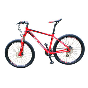 """Cheap But Top Quality MTB Bike, 26"""" 27sp Red Mountain Bicycle pictures & photos"""