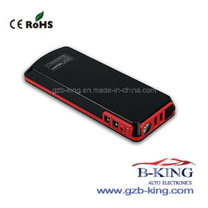 Powerful 18000mAh Portable Multifunctional Car Jump Starter pictures & photos