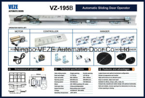 European Automatic Pedestrian Door System pictures & photos