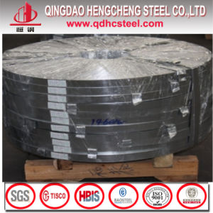 Cold Rolled Q235 Hot Dipped Galvanized Steel Strips pictures & photos