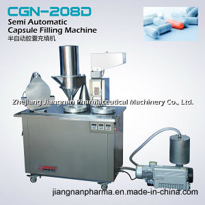 Semi-Automatic Capsule Filling Machine (CGN-208D) pictures & photos