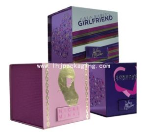 Cosmetic Packaging Foldable Paper Box