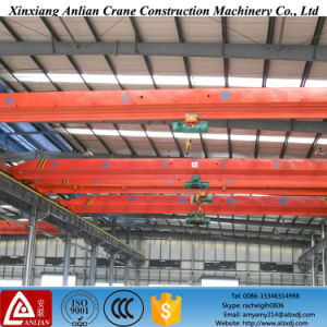 Easy Operated Single Girder Overhead Crane Price 16 Ton pictures & photos