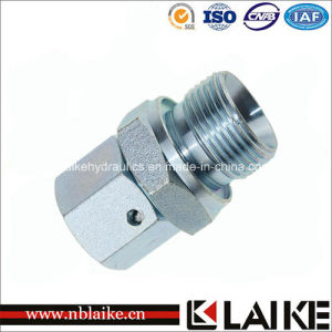 (2MC-WD) Carbon Steel Hydraulic Hose Adapter