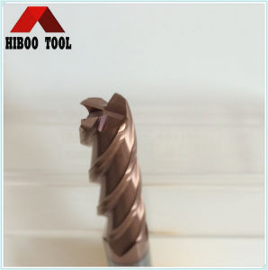 High Hard Alloy Tisin Coated Corner Raduis Carbide Cutter pictures & photos