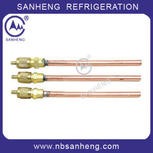 Universal Copper Access Valve Refrigeration Accessory pictures & photos