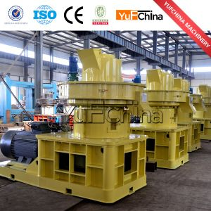 High-End Biomassl Ring Die Pellet Machine pictures & photos