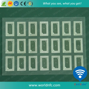 High Frequency 13.56MHz RFID Card Inlay/Prelam in Layout 3X7 pictures & photos