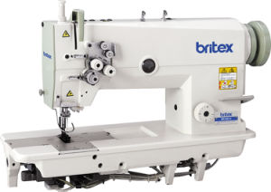 Br-842 /845high Speed Double Needle Lockstitch Sewing Machine Series pictures & photos