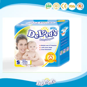New Born Baby Premium Soft Baby Diaper pictures & photos
