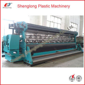 Double Needle Bar Warp Knitting Machine for Mesh Bag (JBZ-260) pictures & photos