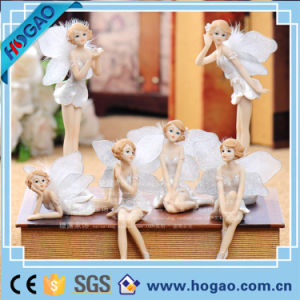 Lovely Garden Fairy Child Fairy Sculpture Home Decoration pictures & photos