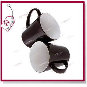 12oz Sublimation Matte Conical Magic Promotional Mug pictures & photos