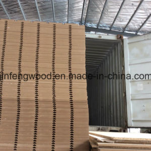 Melamine MDF with Slot Loose Packing pictures & photos