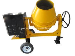 400L Towable Diesel or Gasoline Engine Concrete Mixer pictures & photos