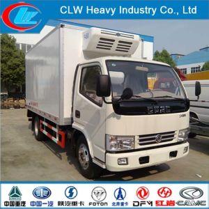 Dongfeng 6 Wheeler Refrigerator Van Truck pictures & photos