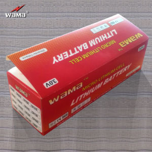 Watch Battery 3V Lithium Battery Cr1220 pictures & photos