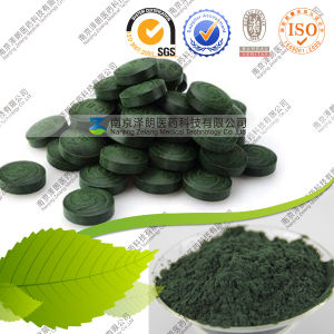 FDA Wholesale Nature Food Powder Spirulina pictures & photos