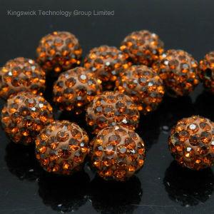 Rhinestone Ball Beads Shamballa Beads pictures & photos