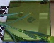 5mm Dark Green Reflective Glass with Ce/ISO Certificates pictures & photos