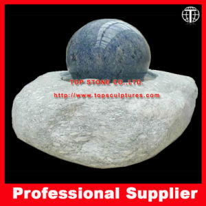 Stone Ball Fountain Rolling Sphere Fountain Floating Fountain pictures & photos