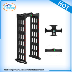 Hot Sale M-Scope Portable Fold Walk Through Metal Detector pictures & photos