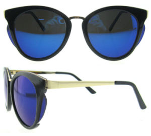 Cat Eye Sunglasses 2016 Women Wholesale Sunglasses with Polarized Lense pictures & photos