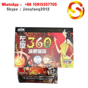 Effective 360 Carnitine Slimming Weight Lose Coffee pictures & photos