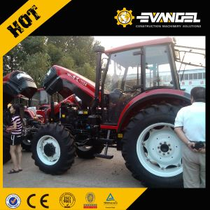 Yto Agricultural Wheeled Tractor, 125HP, 4WD Farm Tractor (YTO-X1254) pictures & photos
