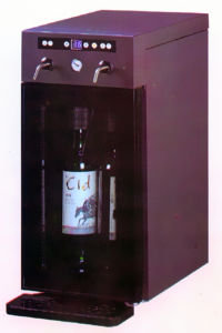 2 Bottles Wine Dispenser for Keeping Wine Cool&Fresh (SC-2/A) pictures & photos
