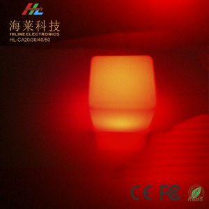 20/30/40/50cm Dreamy Color LED Seat LED Cube Light pictures & photos
