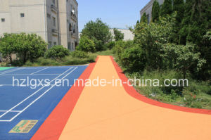 ISO9001 Colorful EPDM Granules for Playground pictures & photos