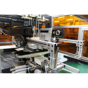 Automatic Rigid Box Maker with Automatic Pressing Machine (YX-6418A) pictures & photos
