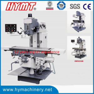 XW5032A, XW5032B, XW5032C Universal Knee type Milling Machine pictures & photos