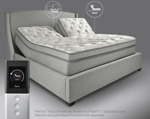 Multi-Function Electric Adjustable Bed Bese