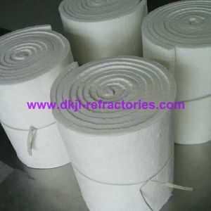 Low Thermal Conductivity Waterproof Insulation Blanket for Furnaces pictures & photos