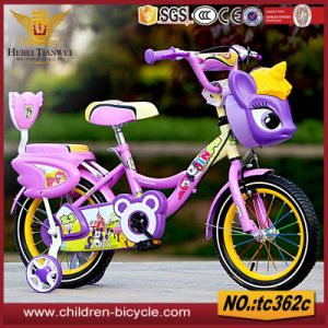 Made in China Purple Baby Girl Bike/Children Folding Bicycle for Child pictures & photos