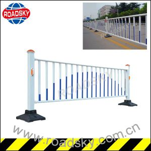 Galvanised Steel Movable Road Isolation Security Traffic Barrier pictures & photos
