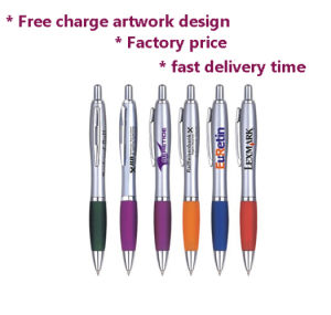 Advertising Ballpen with Custom Logo Printing pictures & photos